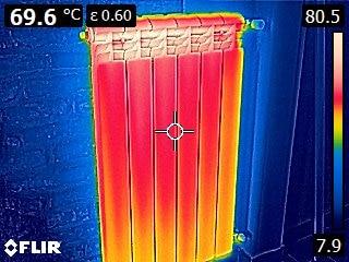 Ricerca perdite impianto riscaldamento