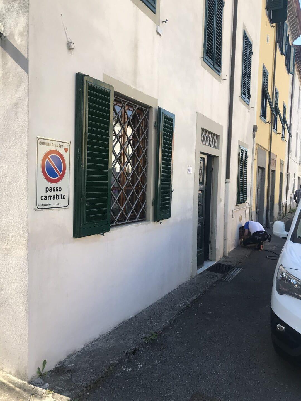 Ricerca perdita Sant Anna Lucca